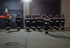 Corps local des Sapeurs-Pompiers