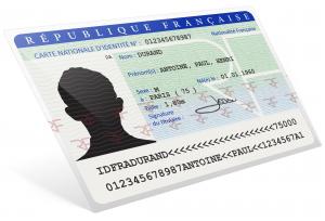 5. Carte identité